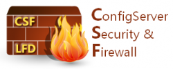 Plugin WHM Config Security Firewall